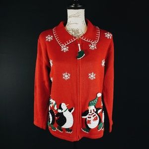 Sweaters - Vintage ugly sweater